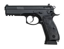 CZ SP-01 Tactical